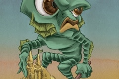 creature-sand