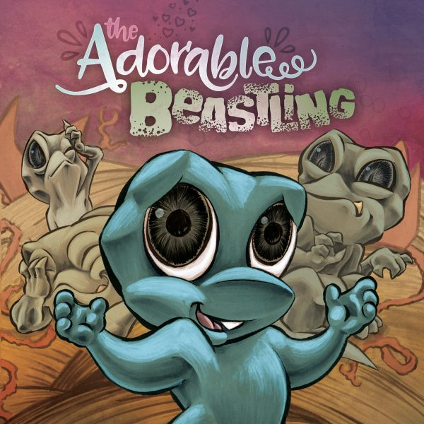 The Adorable Beastling (Hard Cover) w signature