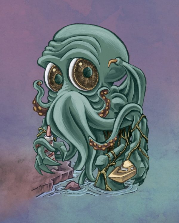 If You Knew Cthulhu version 2