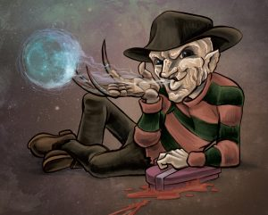 Freddy, Man of My Dreams