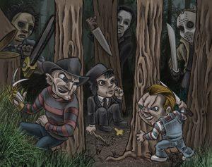 Horror Circle