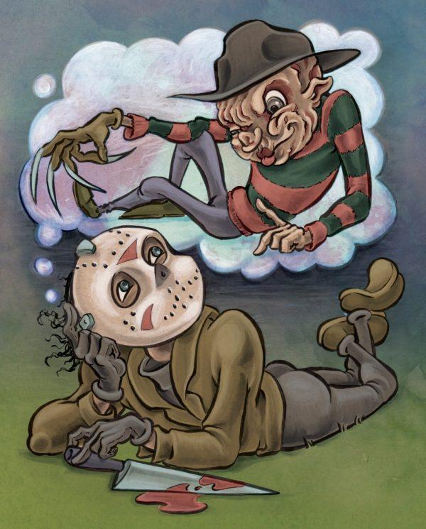 Freddy + Jason