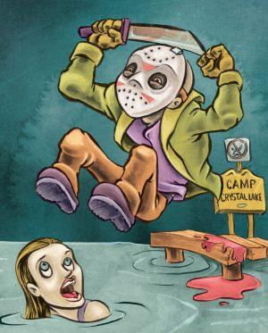 Jason at Camp