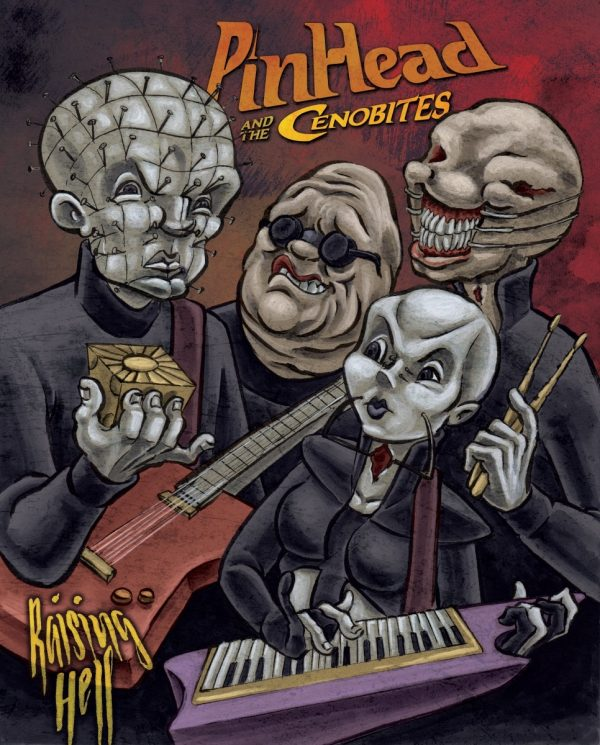 Pinhead and the Cenoites