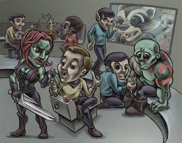 Guardians of the Trek